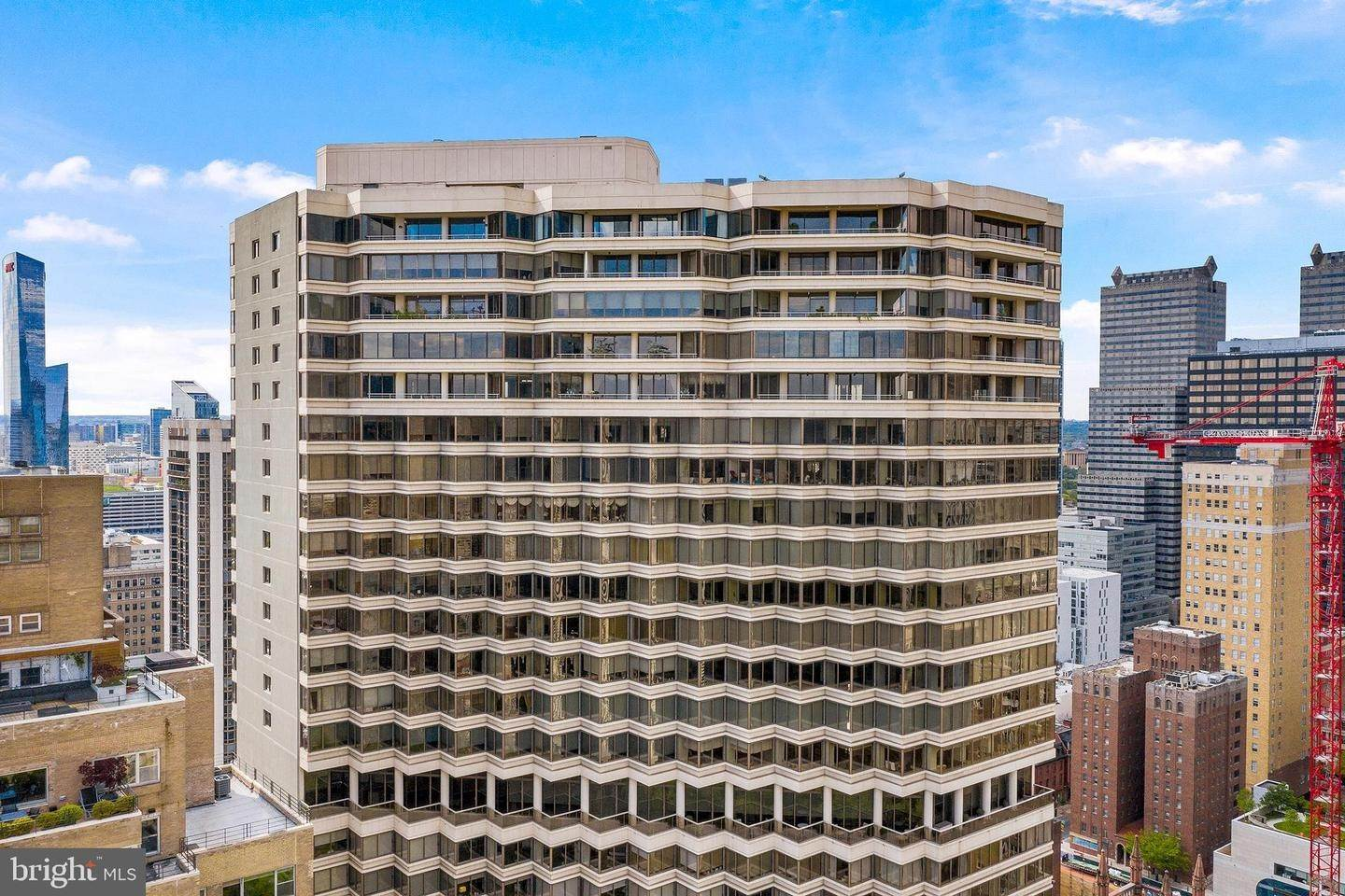 Property for Sale at 202-10 W RITTENHOUSE SQ #2903/4 Philadelphia, Pennsylvania 19103 United States