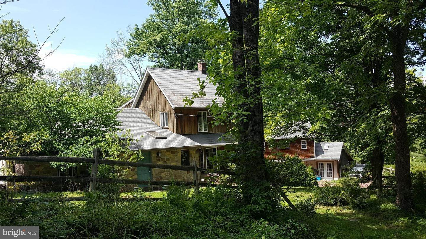 Detached House for Sale at 1815 NARROWS HILL Road Upper Black Eddy, Pennsylvania 18972 United States