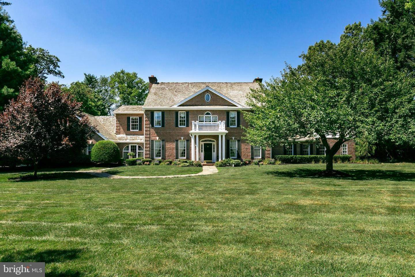 Detached House for Sale at 720 GOLF VIEW Road Moorestown, New Jersey 08057 United States