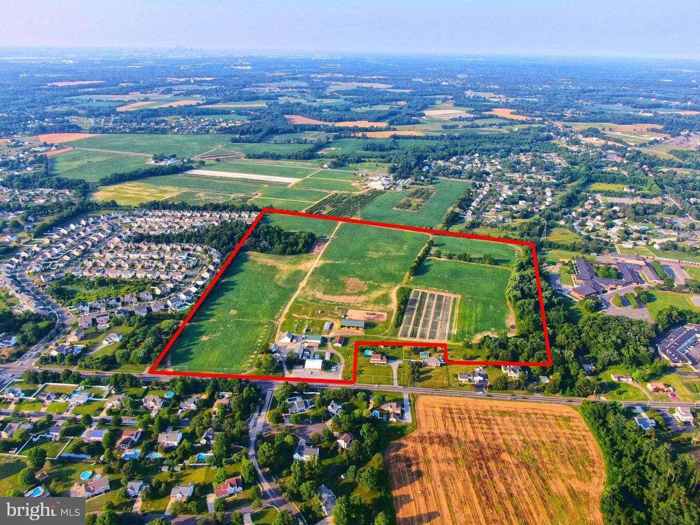 Land for Sale at 140 SWEDESBORO Road Mullica Hill, New Jersey 08062 United States