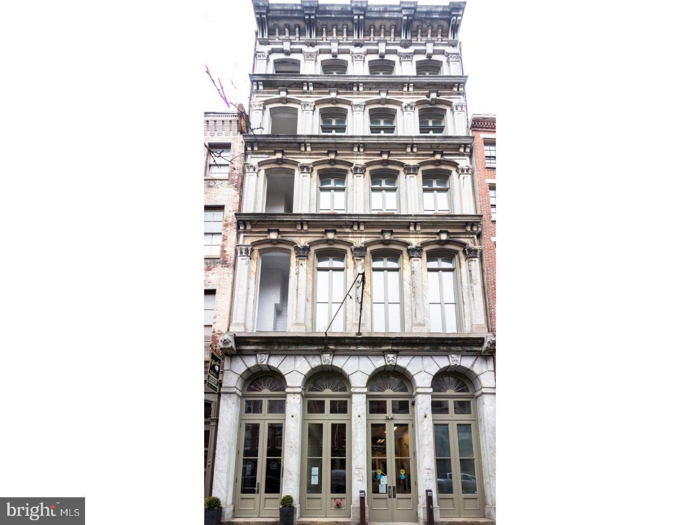 3. Retail for Sale at 28 N 3RD ST #1 Philadelphia, Pennsylvania 19106 United States