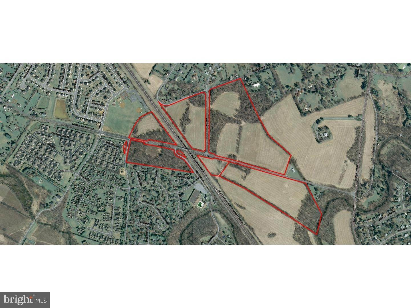 Land for Sale at 2740 LOWER MACUNGIE Road Emmaus, Pennsylvania 18049 United States