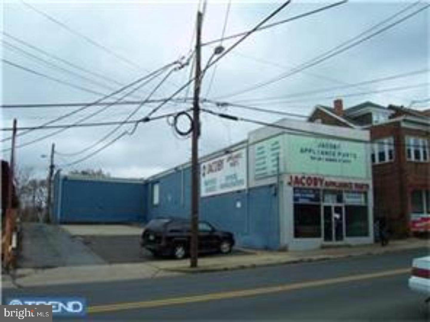 Retail for Sale at 923 N OLDEN Avenue Trenton, New Jersey 08638 United States