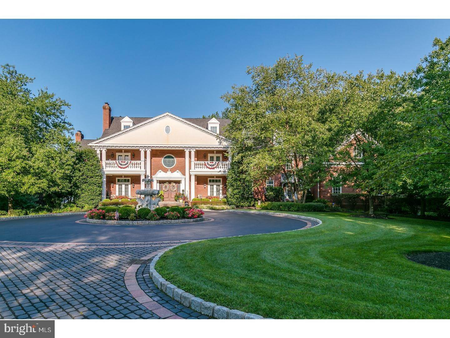 Detached House for Sale at 511 NEW ALBANY Road Moorestown, New Jersey 08057 United States