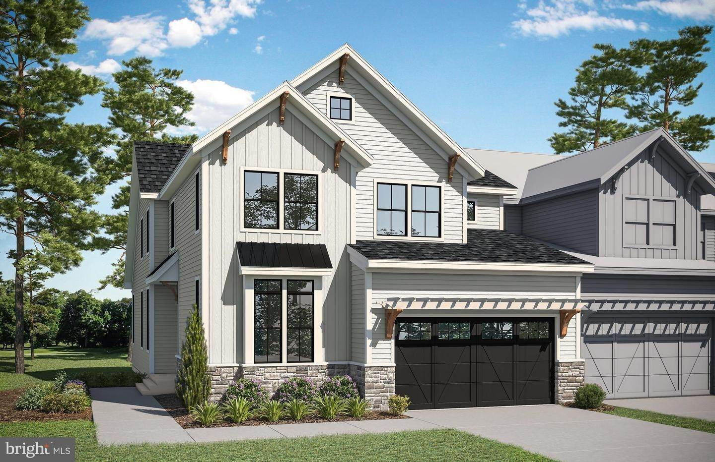 townhouses for Sale at 505 SILL OVERLOOK - LOT 102 Newtown Square, Pennsylvania 19073 United States