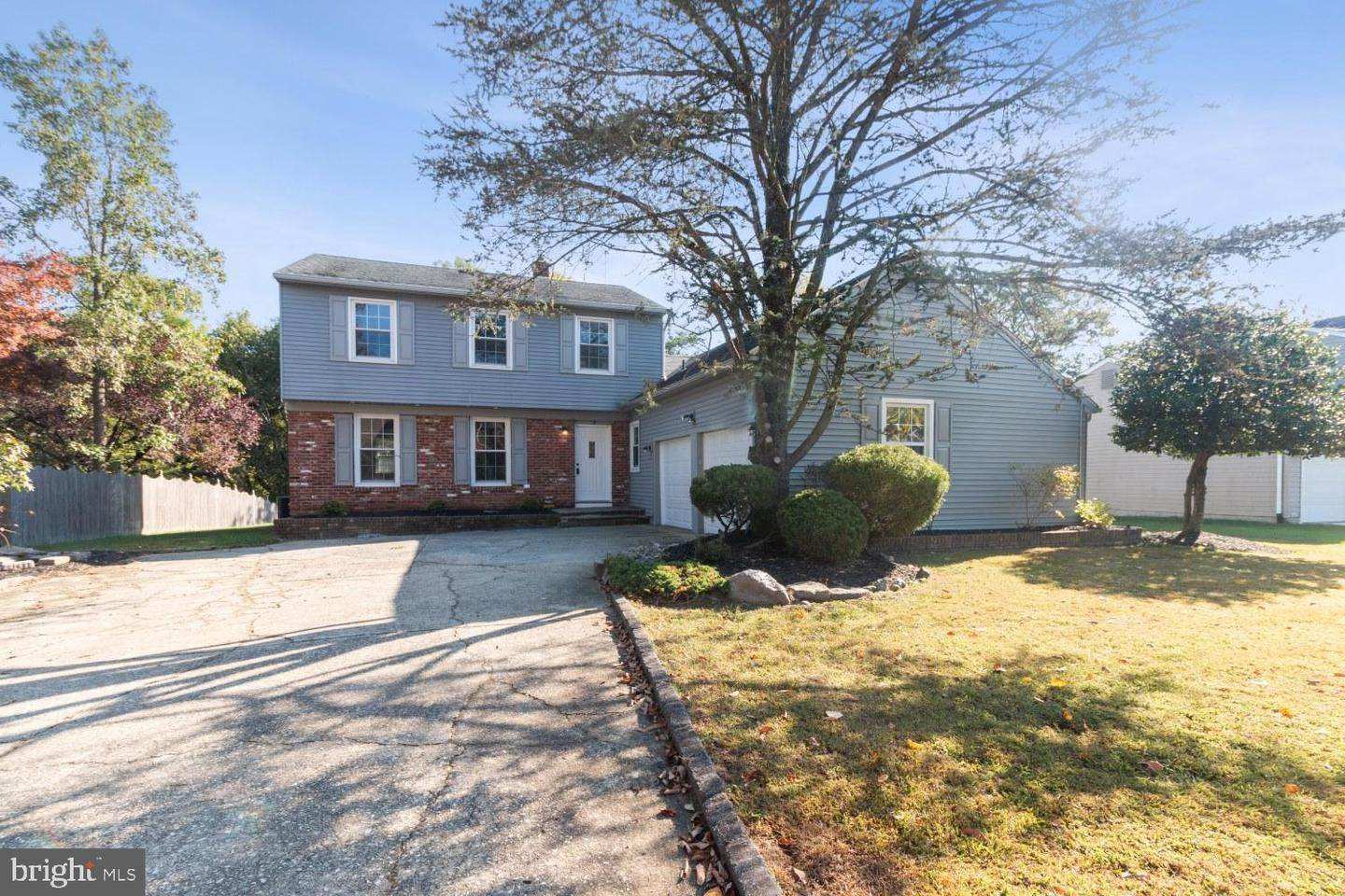 Detached House for Sale at 33 N GREEN ACRE Drive Cherry Hill, New Jersey 08003 United States