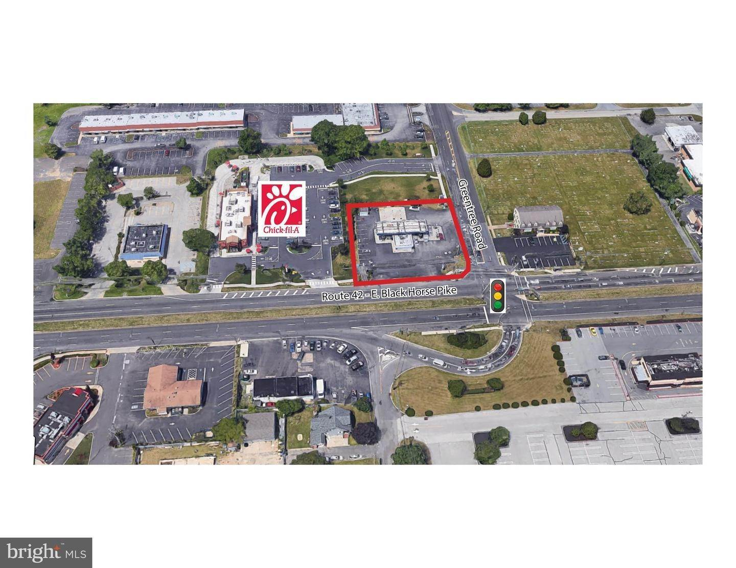 Retail for Sale at 5681 ROUTE 42 Blackwood, New Jersey 08012 United States