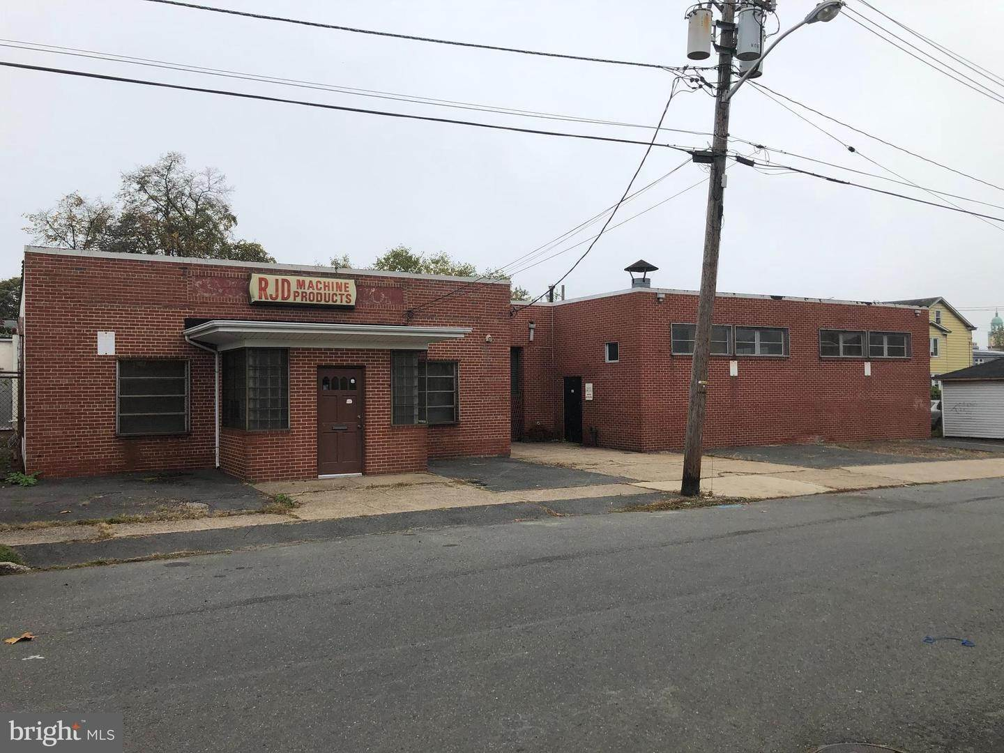 Industrial for Sale at 1424 HEATH Avenue Trenton, New Jersey 08638 United States