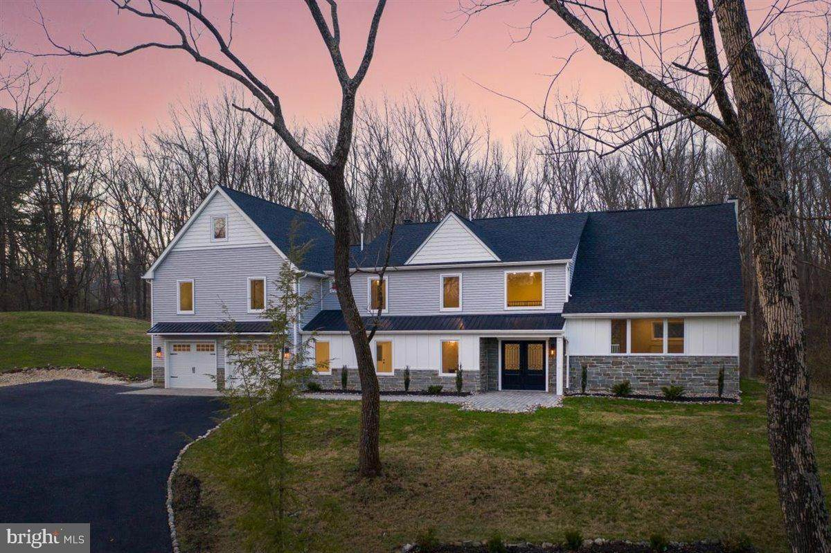 Detached House for Sale at 6247 LOWER MOUNTAIN Road New Hope, Pennsylvania 18938 United States