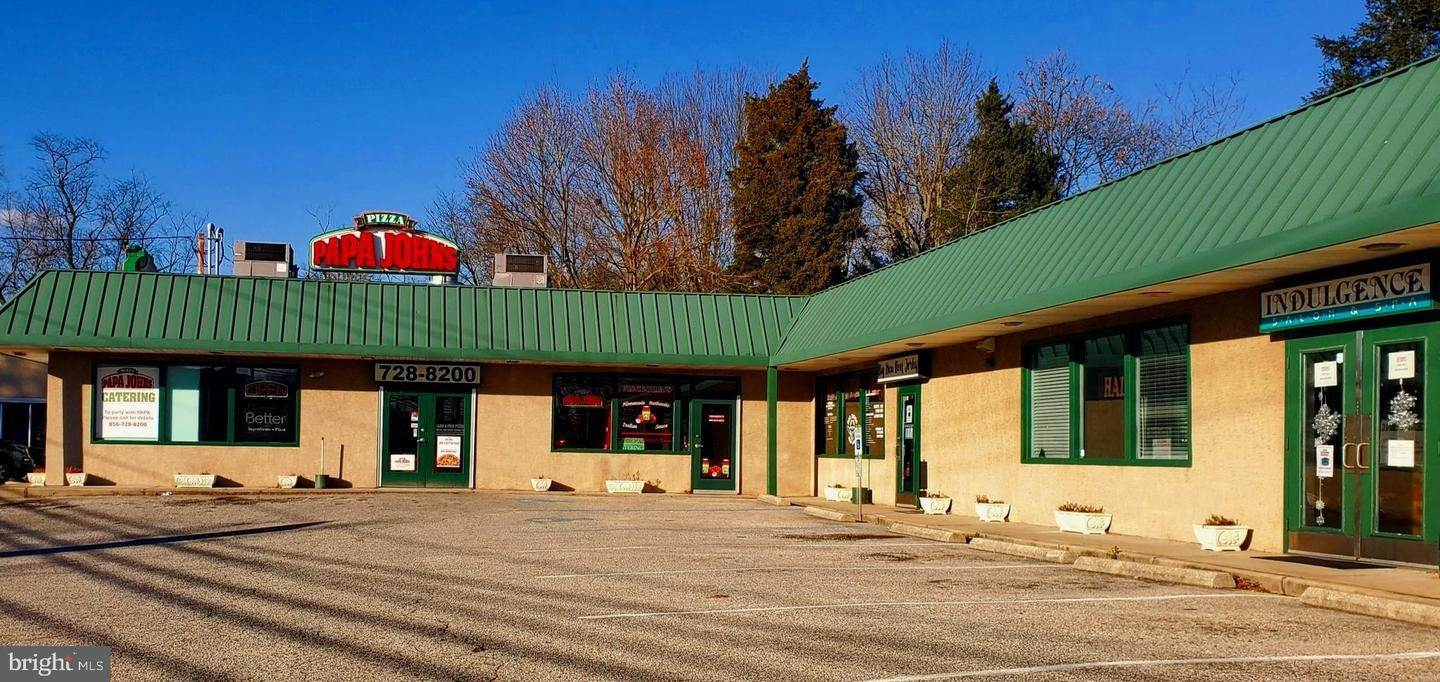 Commercial for Sale at 1180 N BLACK HORSE PIKE Williamstown, New Jersey 08094 United States