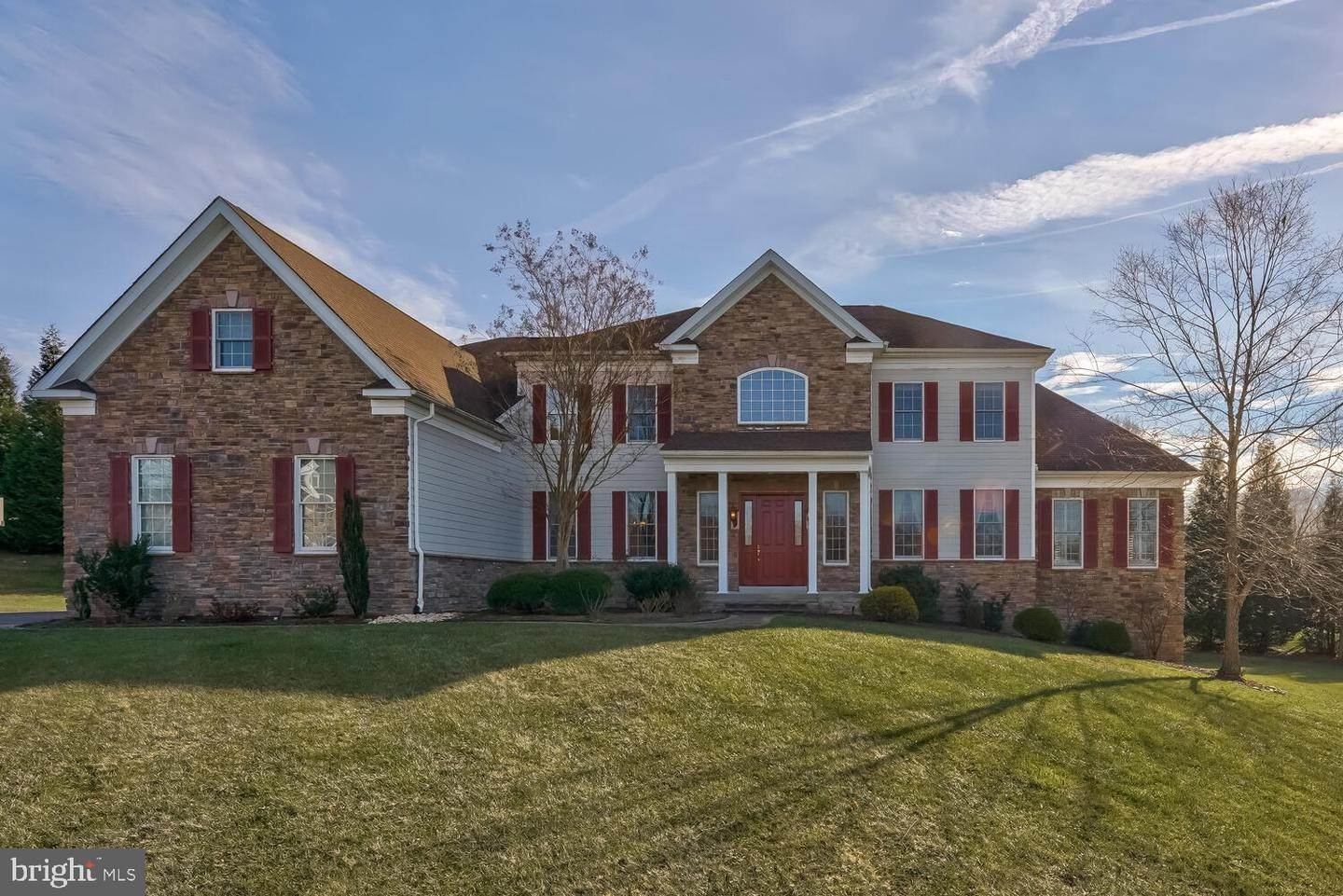 Detached House for Sale at 1 PIN OAK Drive Chadds Ford, Pennsylvania 19317 United States