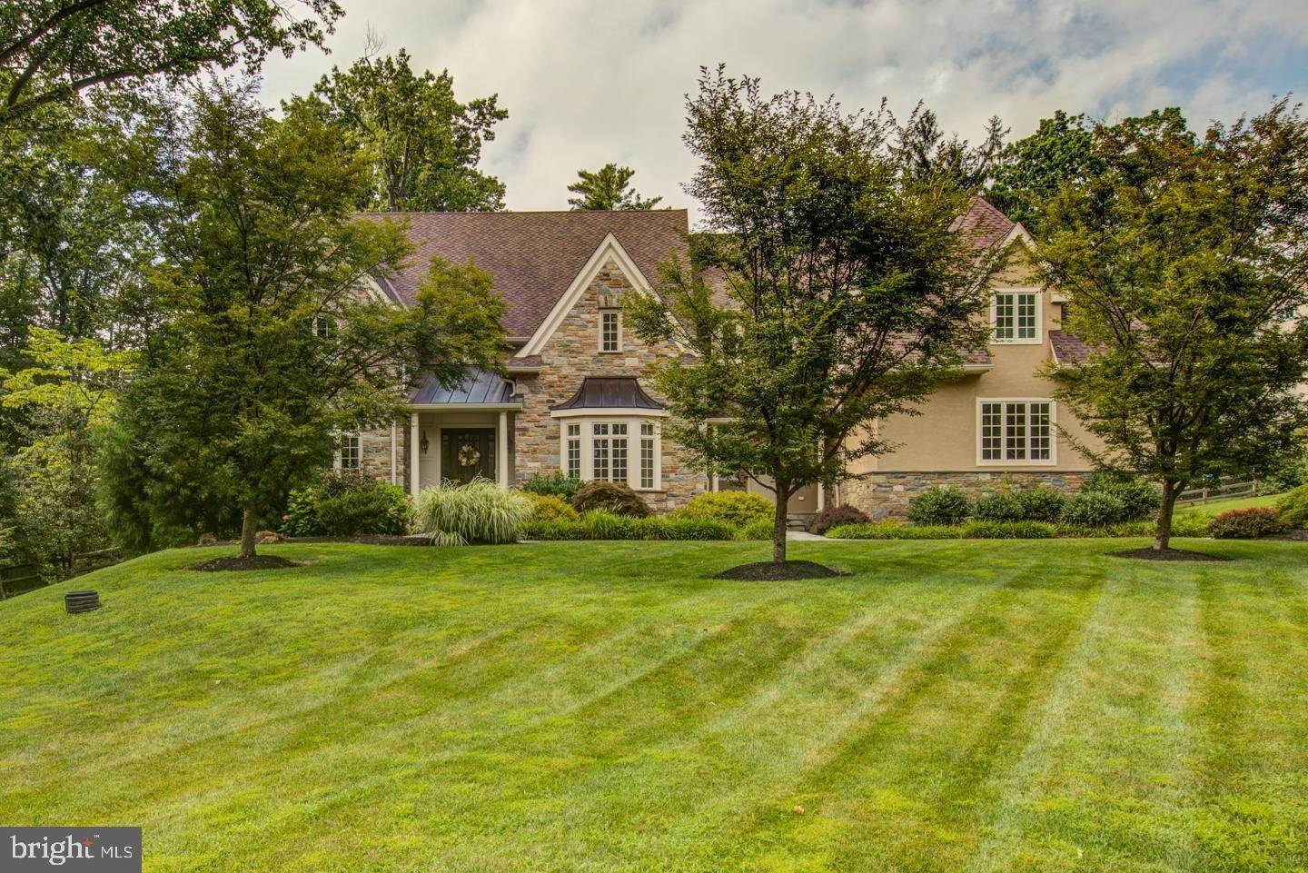 Detached House for Sale at 726 HARRITON Road Bryn Mawr, Pennsylvania 19010 United States