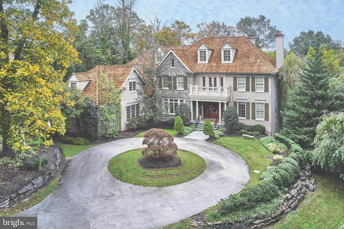 Detached House for Sale at 804 MONTPARNASSE Place Newtown Square, Pennsylvania 19073 United States