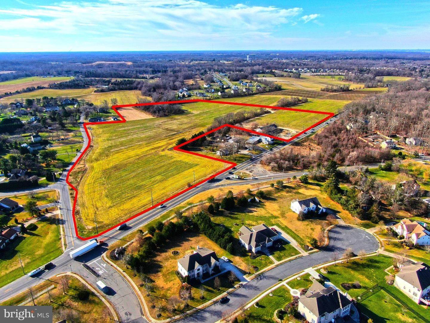 Land for Sale at 368 MULLICA HILL Road Mullica Hill, New Jersey 08062 United States