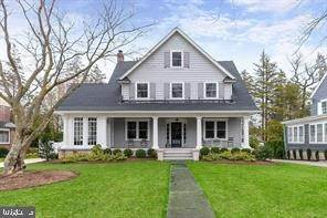 Detached House for Sale at 323 BELLEVUE Avenue Haddonfield, New Jersey 08033 United States