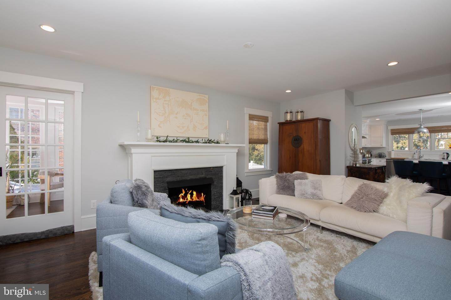 4. Detached House for Sale at 323 BELLEVUE Avenue Haddonfield, New Jersey 08033 United States