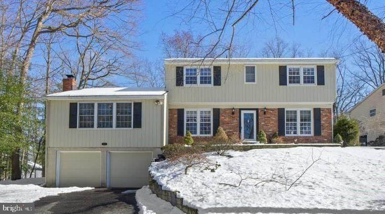 Detached House for Sale at 1017 SWALLOW Drive Cherry Hill, New Jersey 08003 United States