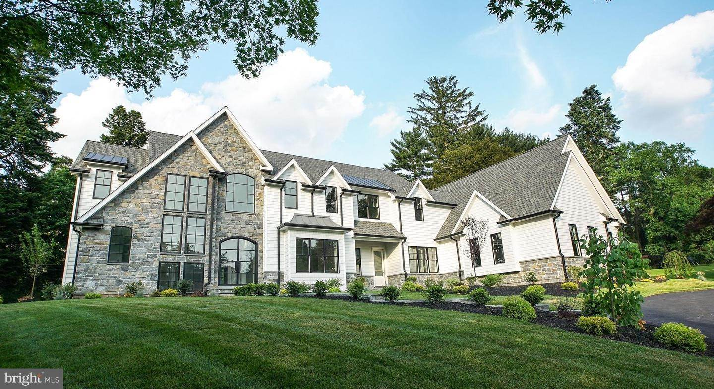 Detached House for Sale at 905 WOOTTON Road Bryn Mawr, Pennsylvania 19010 United States