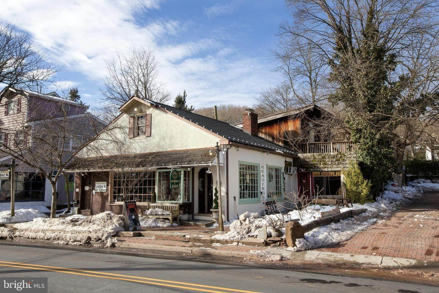 Commercial for Sale at 83-85 S MAIN Street New Hope, Pennsylvania 18938 United States