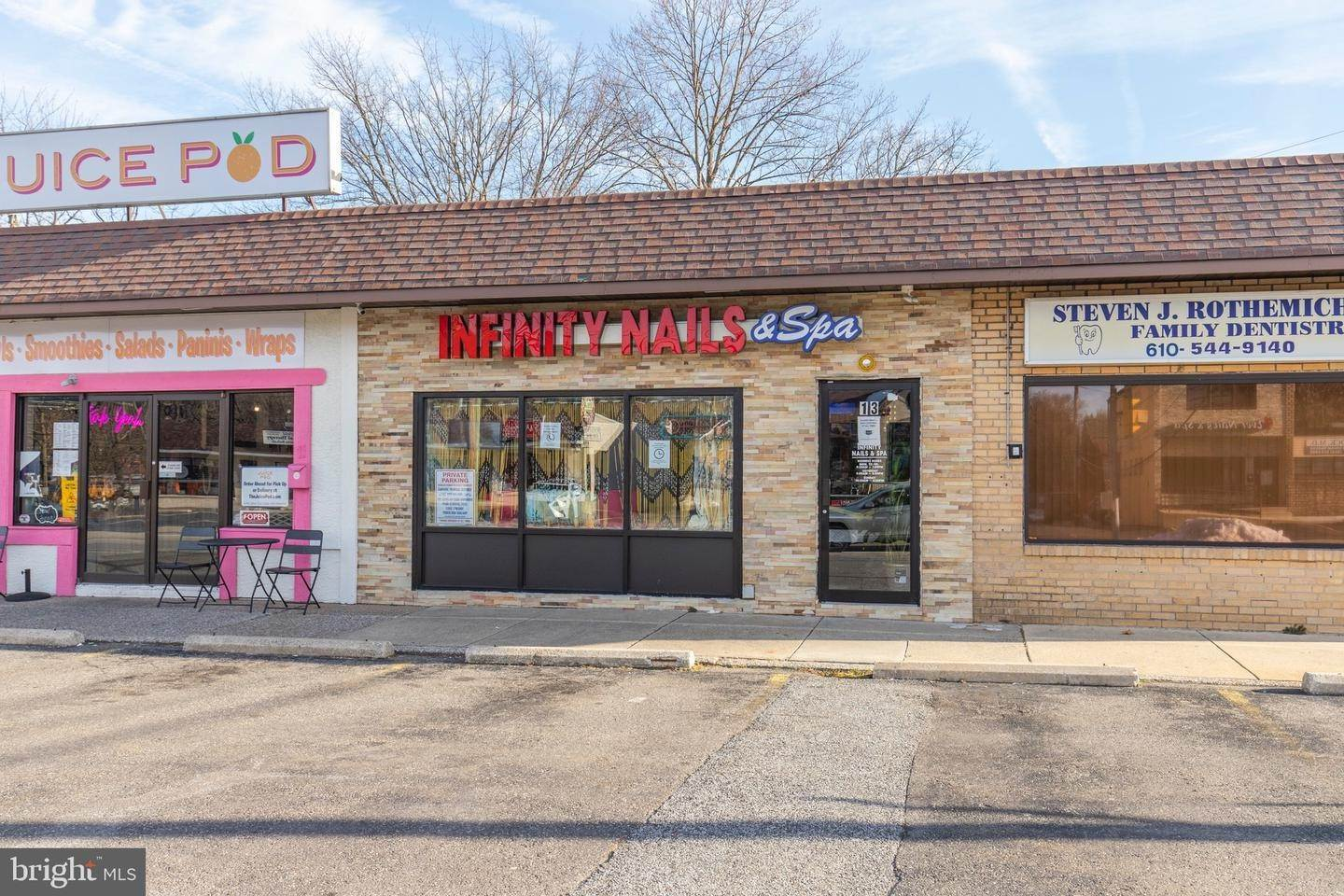 Retail for Sale at 13 E WOODLAND Avenue Springfield, Pennsylvania 19064 United States