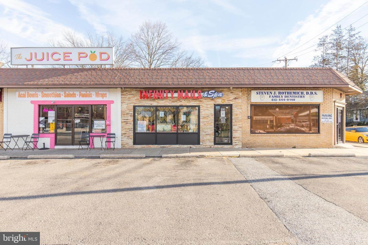 3. Retail for Sale at 13 E WOODLAND Avenue Springfield, Pennsylvania 19064 United States
