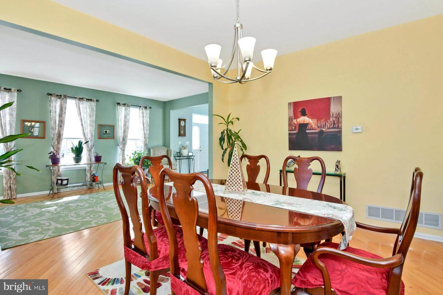 10. Detached House for Sale at 34 OAKMONT TER Hightstown, New Jersey 08520 United States