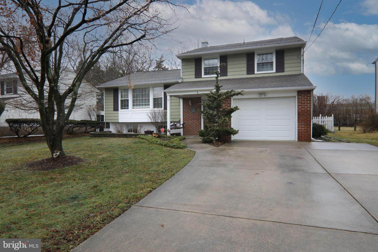Detached House for Sale at 6 SCATTERGOOD Road Cherry Hill, New Jersey 08003 United States