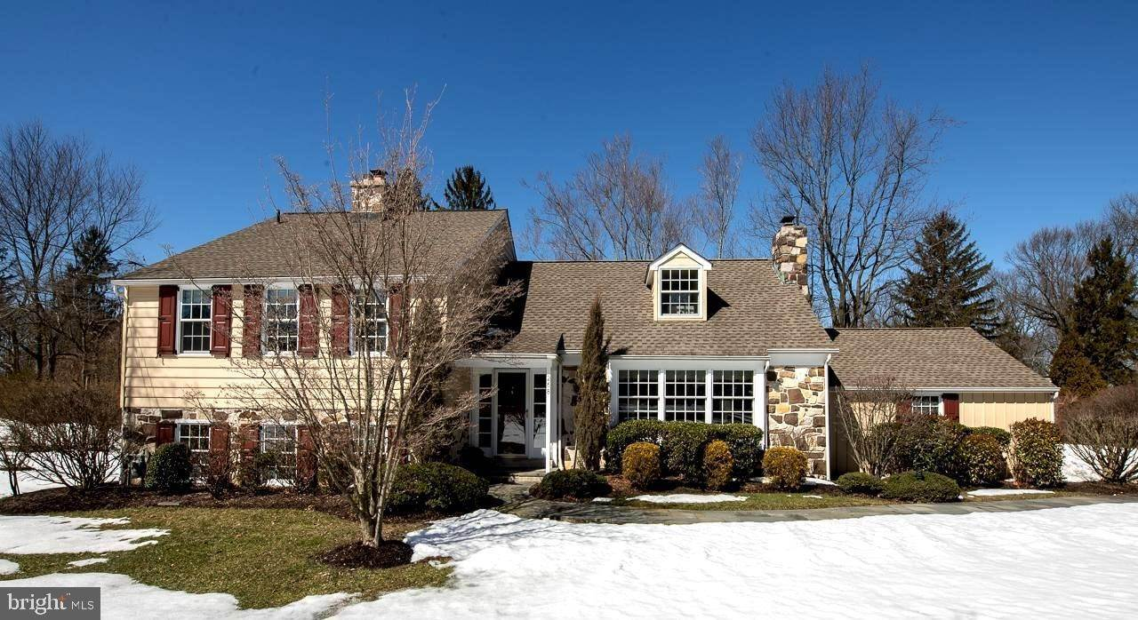 3. Detached House for Sale at 268 BERWIND Road Radnor, Pennsylvania 19087 United States