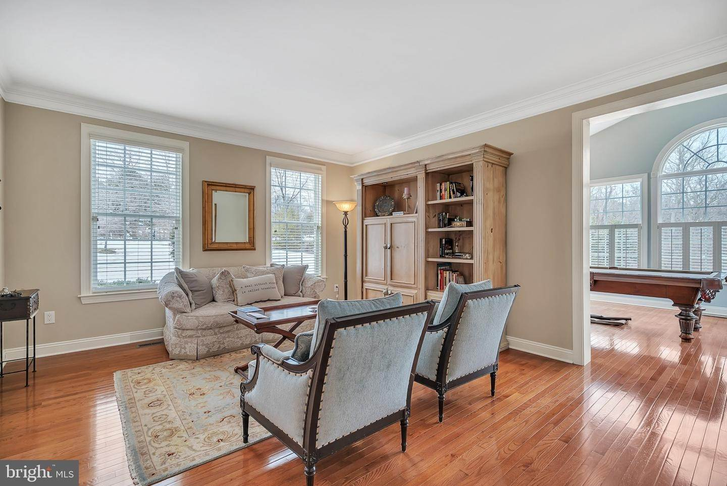 11. Detached House for Sale at 1511 BRAY Lane Washington Crossing, Pennsylvania 18977 United States