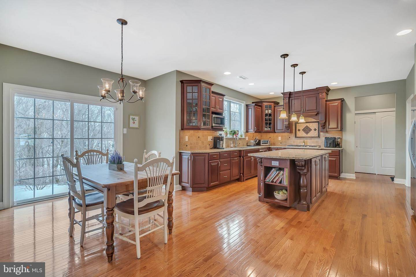 19. Detached House for Sale at 1511 BRAY Lane Washington Crossing, Pennsylvania 18977 United States