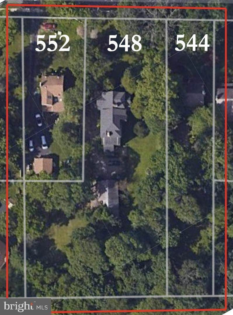 Land for Sale at 552 & 548 & 544 W MONTGOMERY Avenue Haverford, Pennsylvania 19041 United States