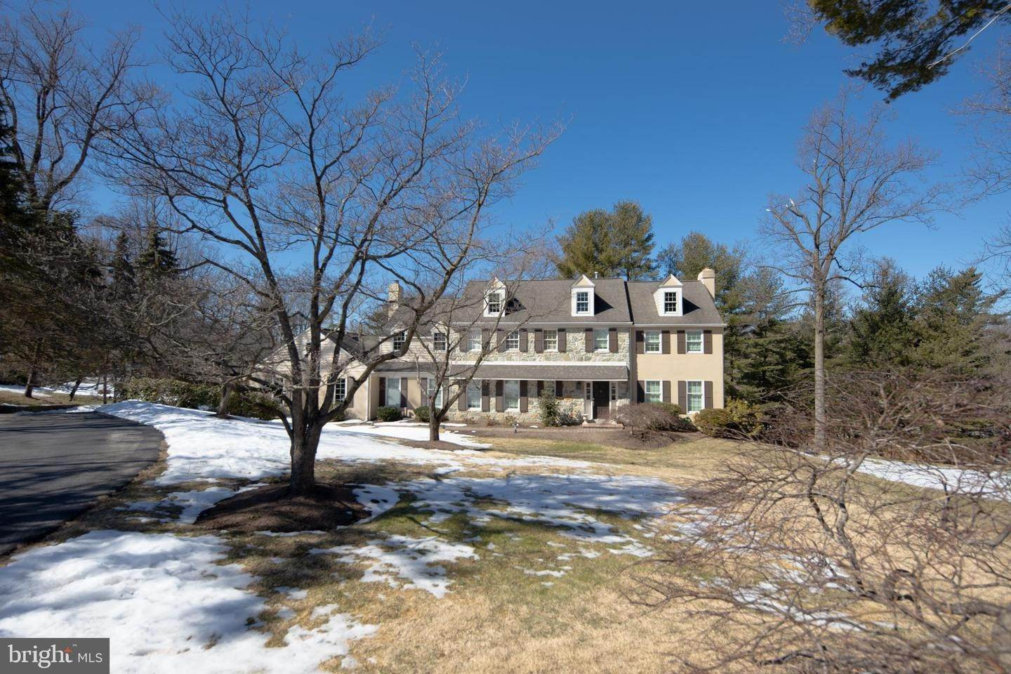 Detached House for Sale at 236 FRENCH Road Newtown Square, Pennsylvania 19073 United States