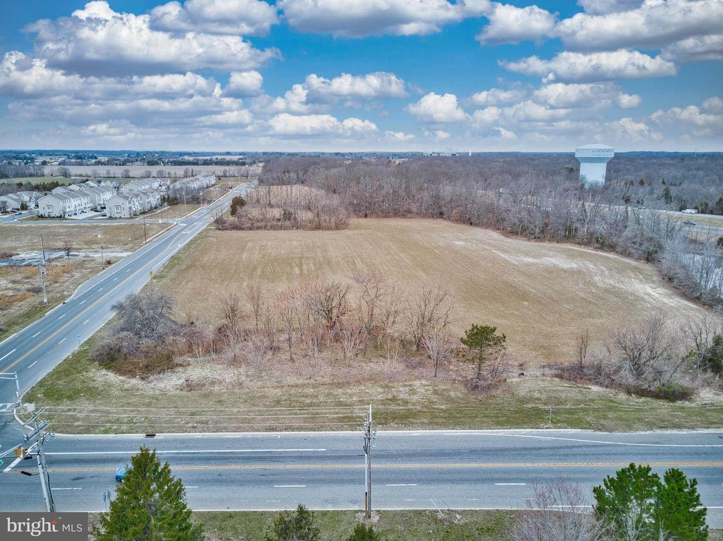 Land for Sale at LOTS 1.O1, 1 & 2 AURA ROAD Glassboro, New Jersey 08028 United States