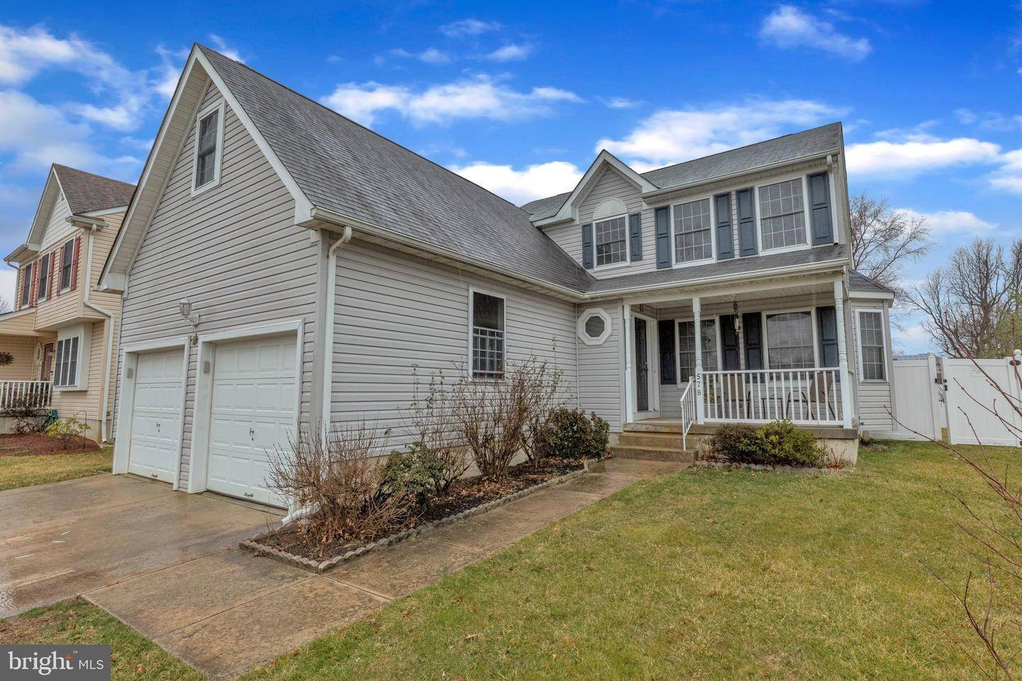 Detached House for Sale at 578 MAIN Street Cherry Hill, New Jersey 08002 United States