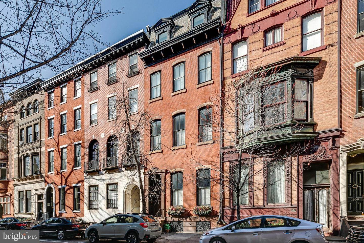 townhouses for Sale at 1913 SPRUCE Street Philadelphia, Pennsylvania 19103 United States