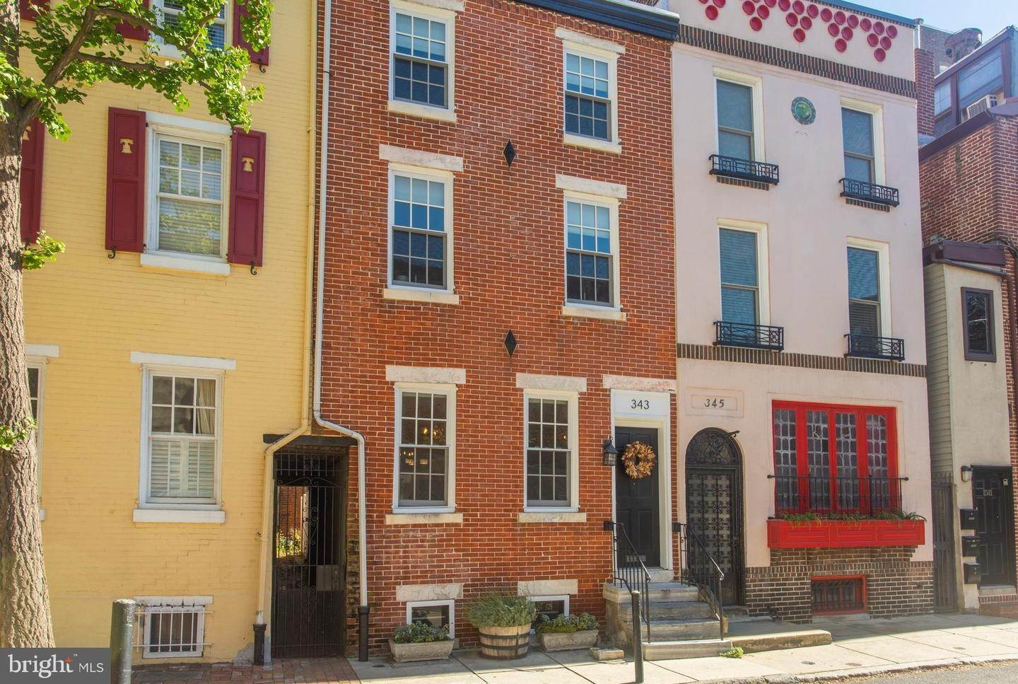 Property for Sale at 343 S HICKS Street Philadelphia, Pennsylvania 19102 United States