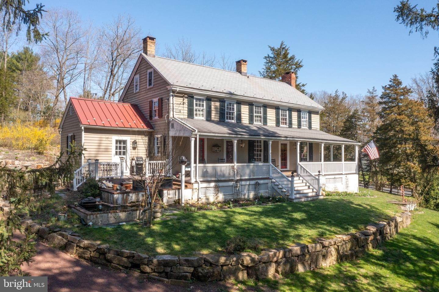 Detached House for Sale at Address Not Available New Hope, Pennsylvania 18938 United States