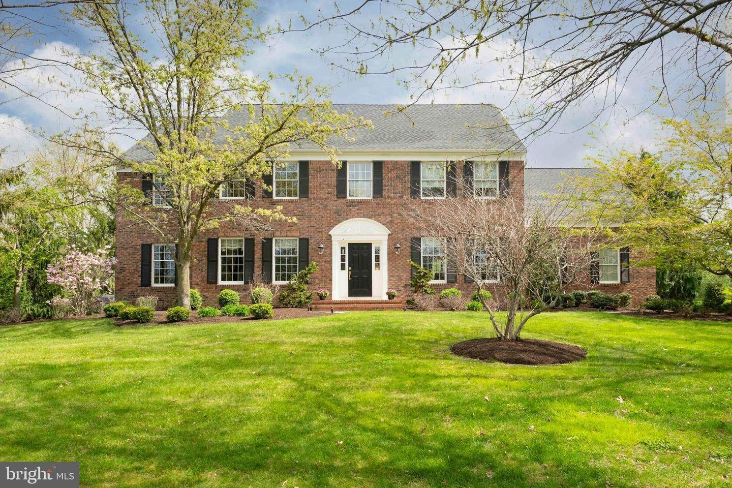 Detached House for Sale at 1 WYNWOOD Drive Princeton Junction, New Jersey 08550 United States
