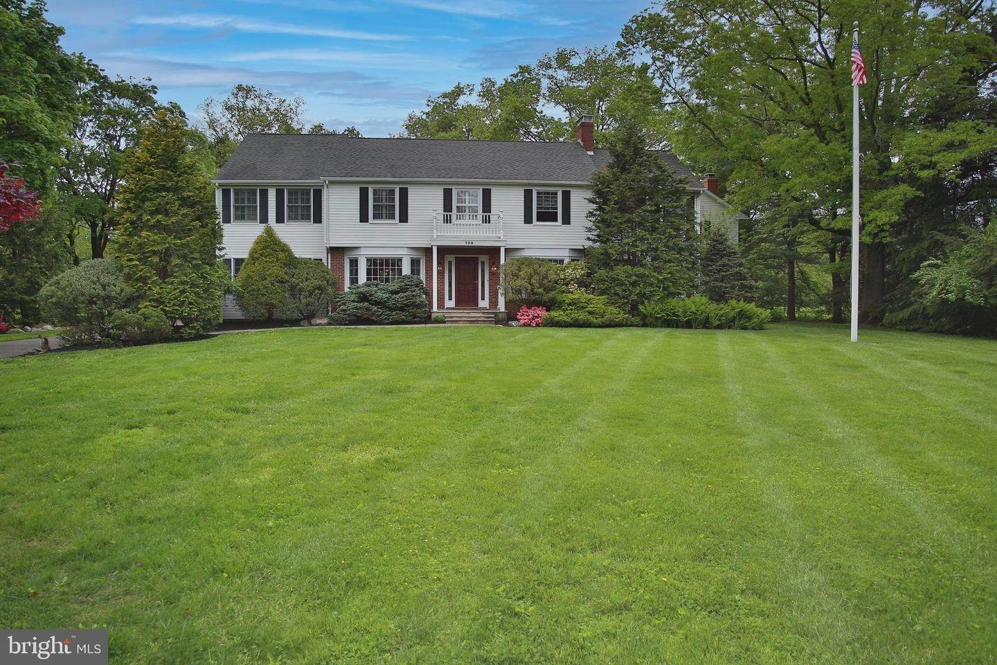 Detached House for Sale at 128 S MILL Road Princeton Junction, New Jersey 08550 United States