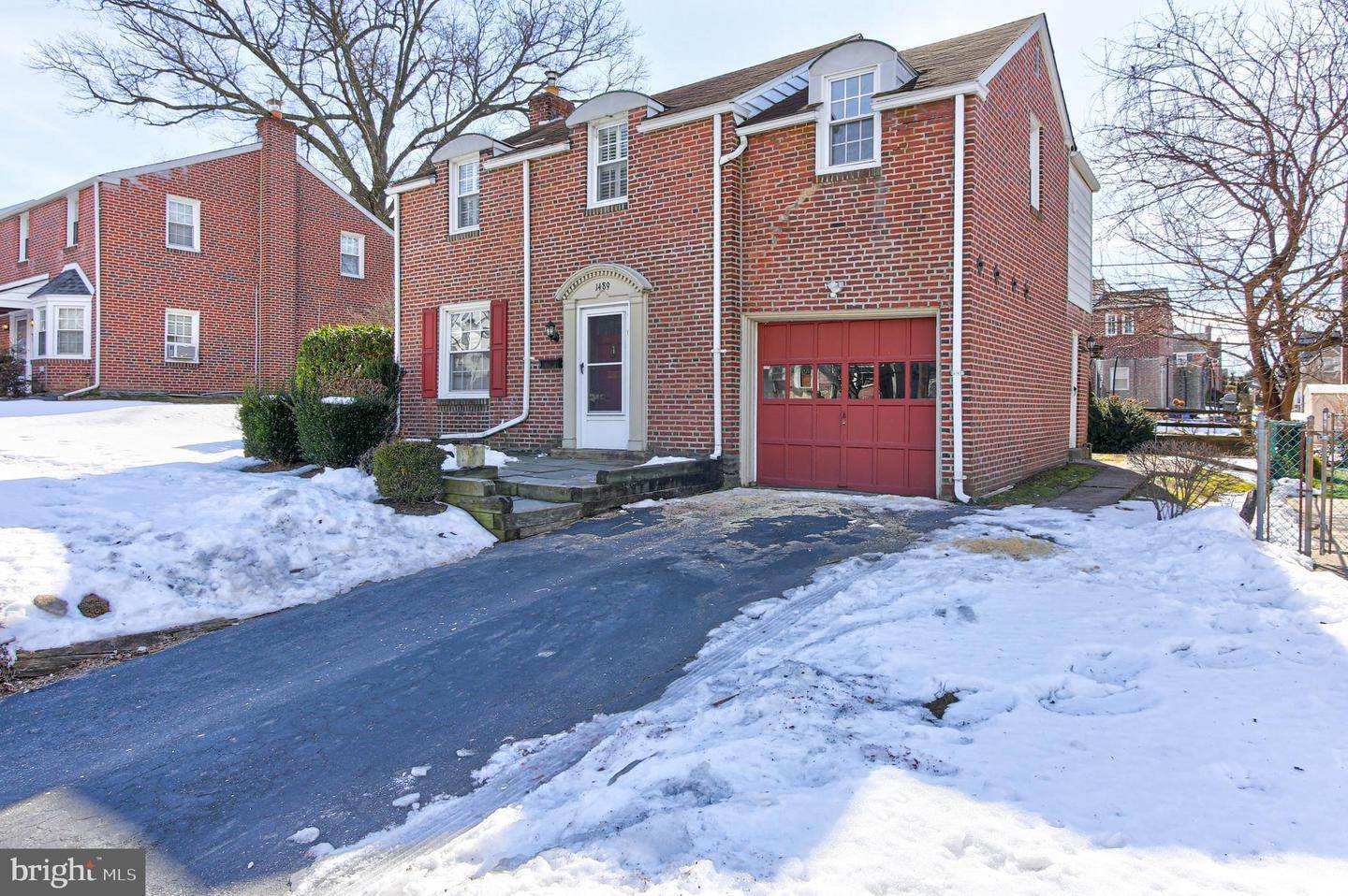 Detached House for Sale at 1489 BURMONT Road Drexel Hill, Pennsylvania 19026 United States