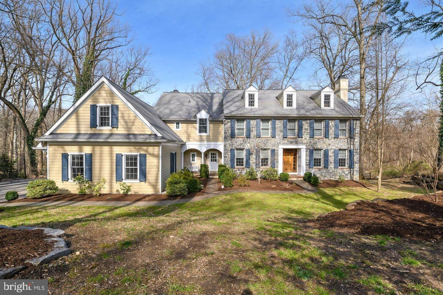 Detached House for Sale at 53 PAPER MILL Lane Newtown Square, Pennsylvania 19073 United States