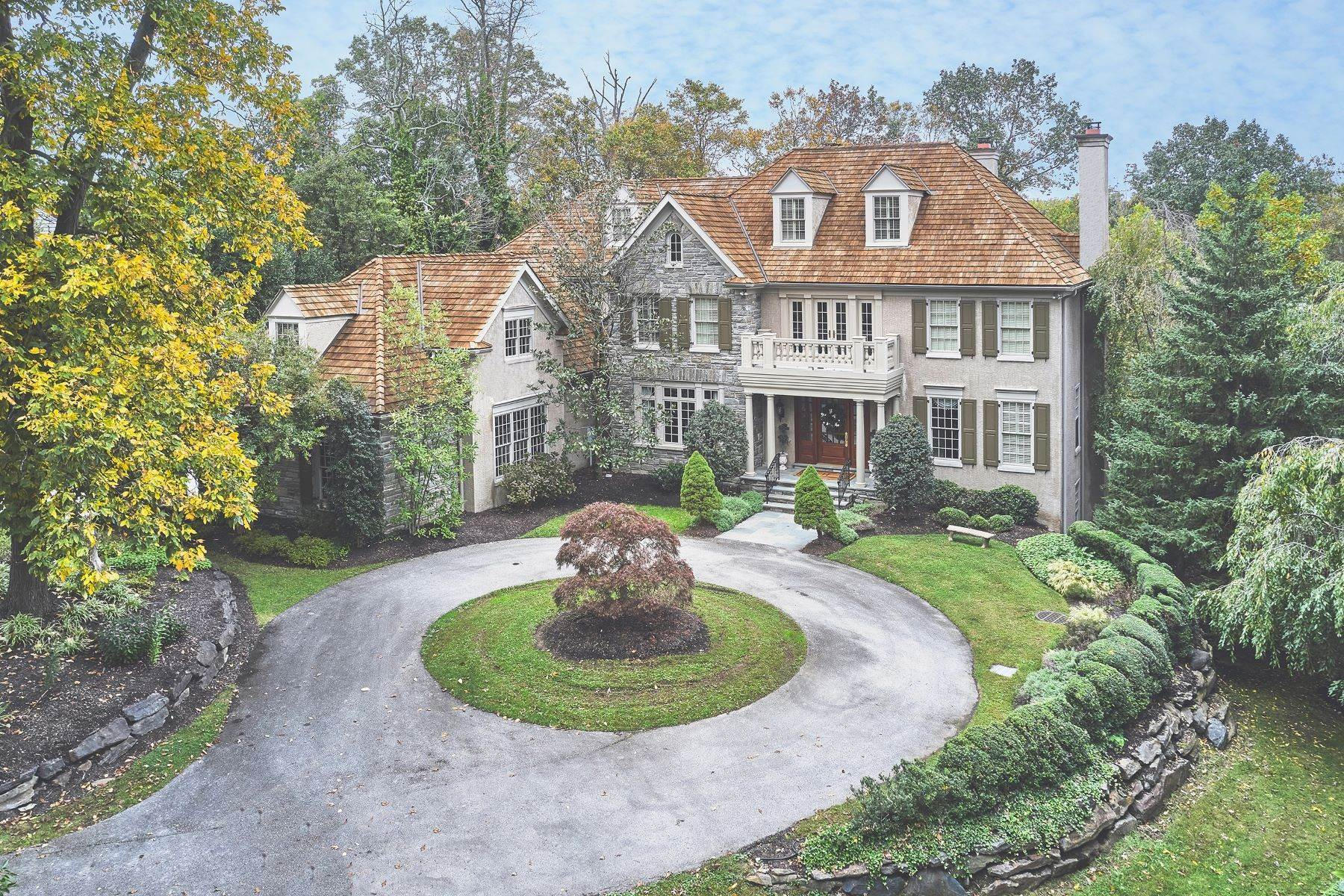 Single Family Homes for Sale at 804 Montparnasse Place Newtown Square, Pennsylvania 19073 United States