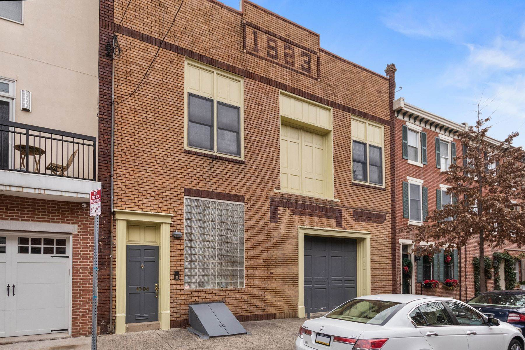 3. Multi-Family Homes for Sale at 1005-7 S 2ND ST Philadelphia, Pennsylvania 19147 United States