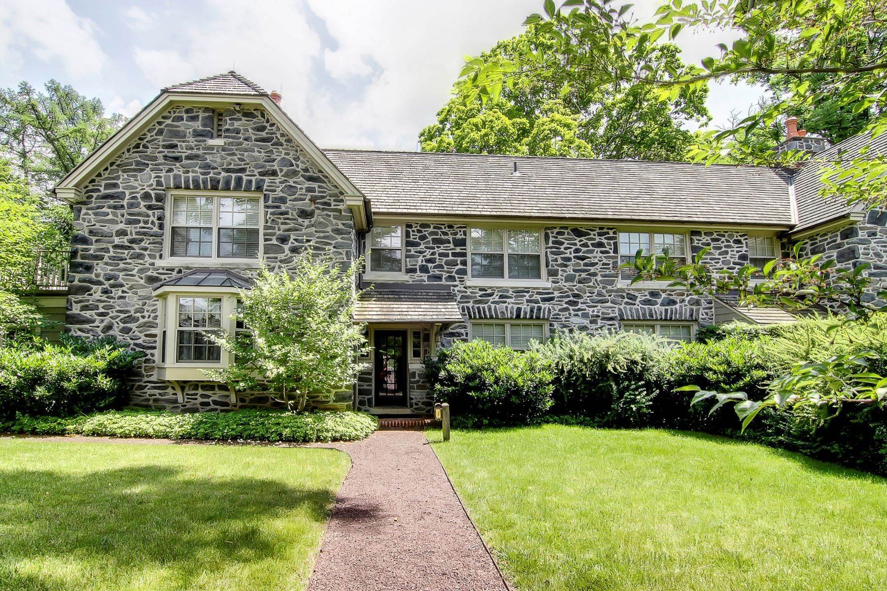43. Single Family Homes for Sale at Albermarle Compound 770 GODFREY RD Villanova, Pennsylvania 19085 United States