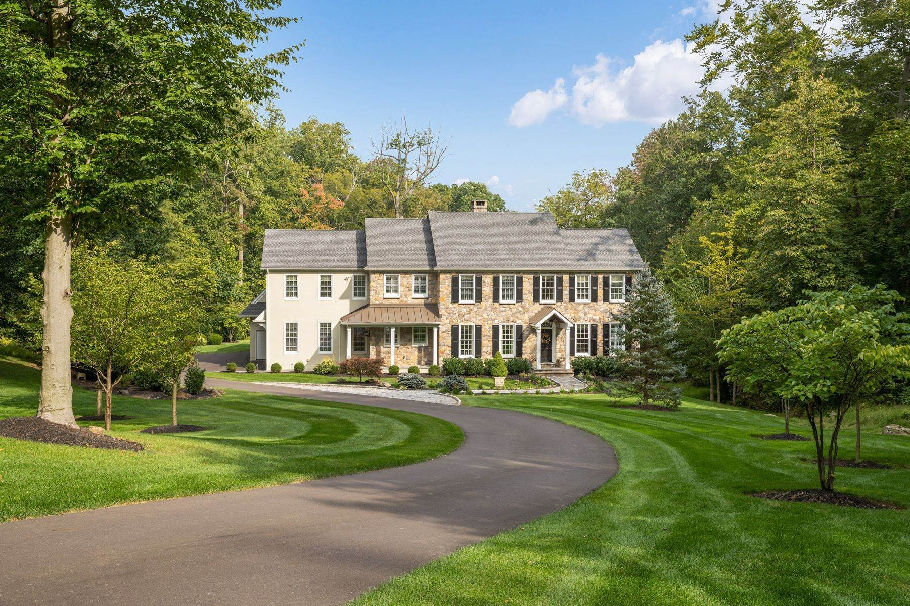 Single Family Homes for Sale at 408 ROCKWOOD PATH New Hope, Pennsylvania 18938 United States