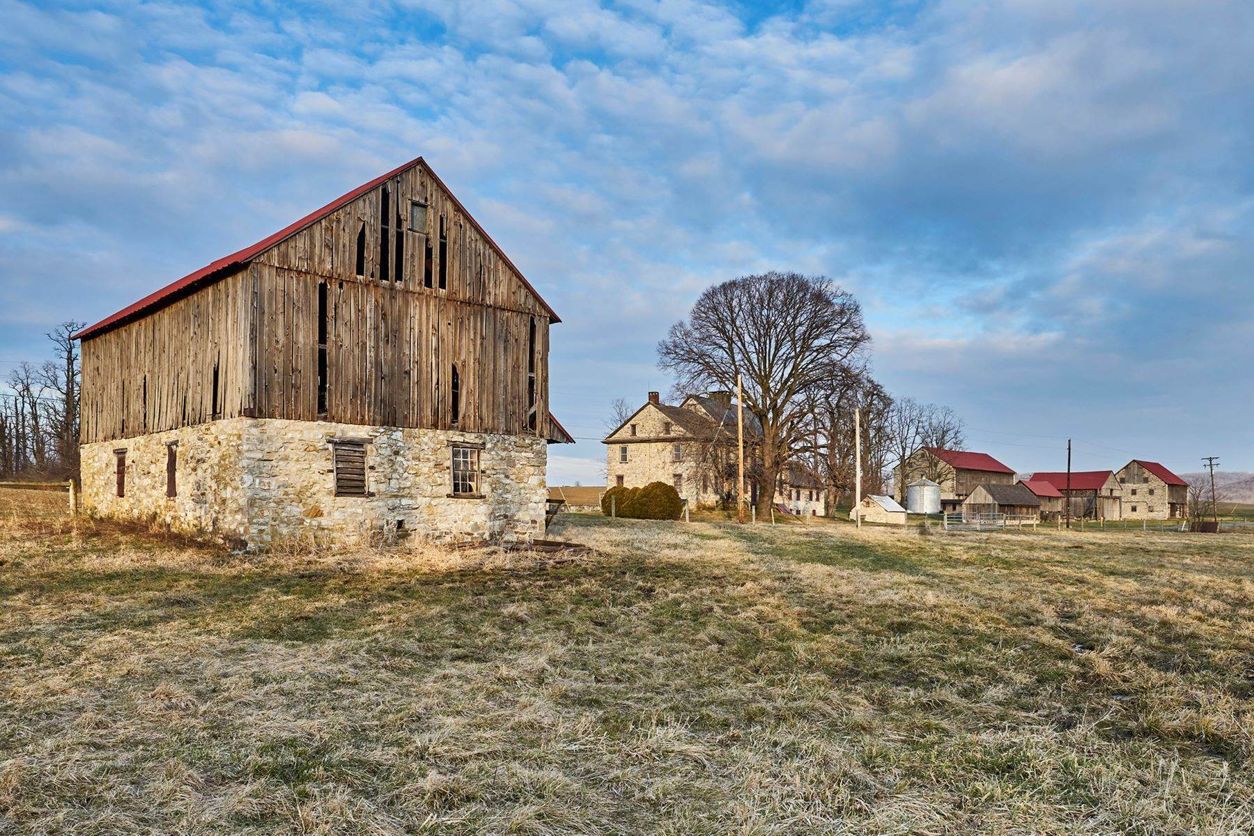 Property for Sale at The Kauffman Farm 293 KAUFFMAN RD Oley, Pennsylvania 19547 United States