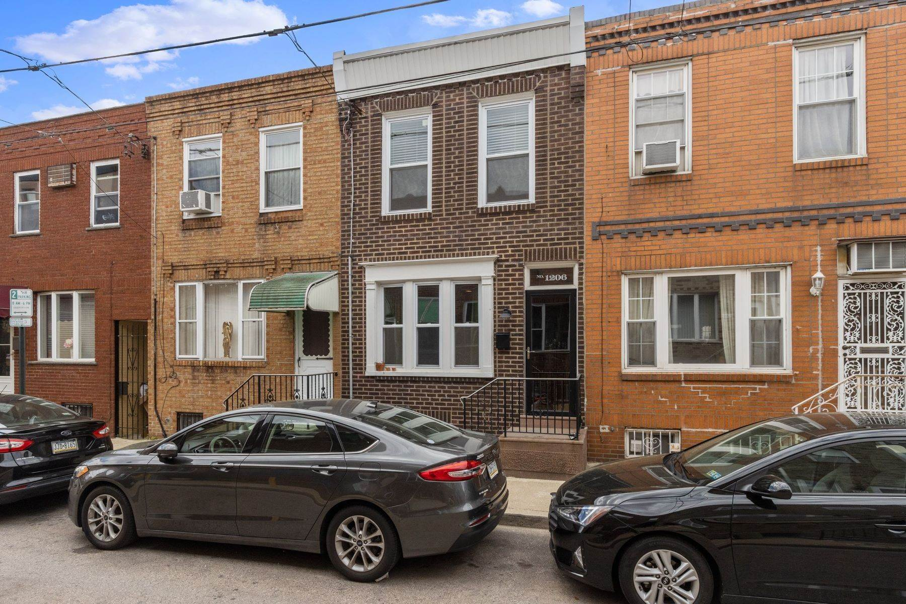 townhouses for Sale at 1206 Emily Street, Philadelphia, PA 19148 1206 Emily Street Philadelphia, Pennsylvania 19148 United States
