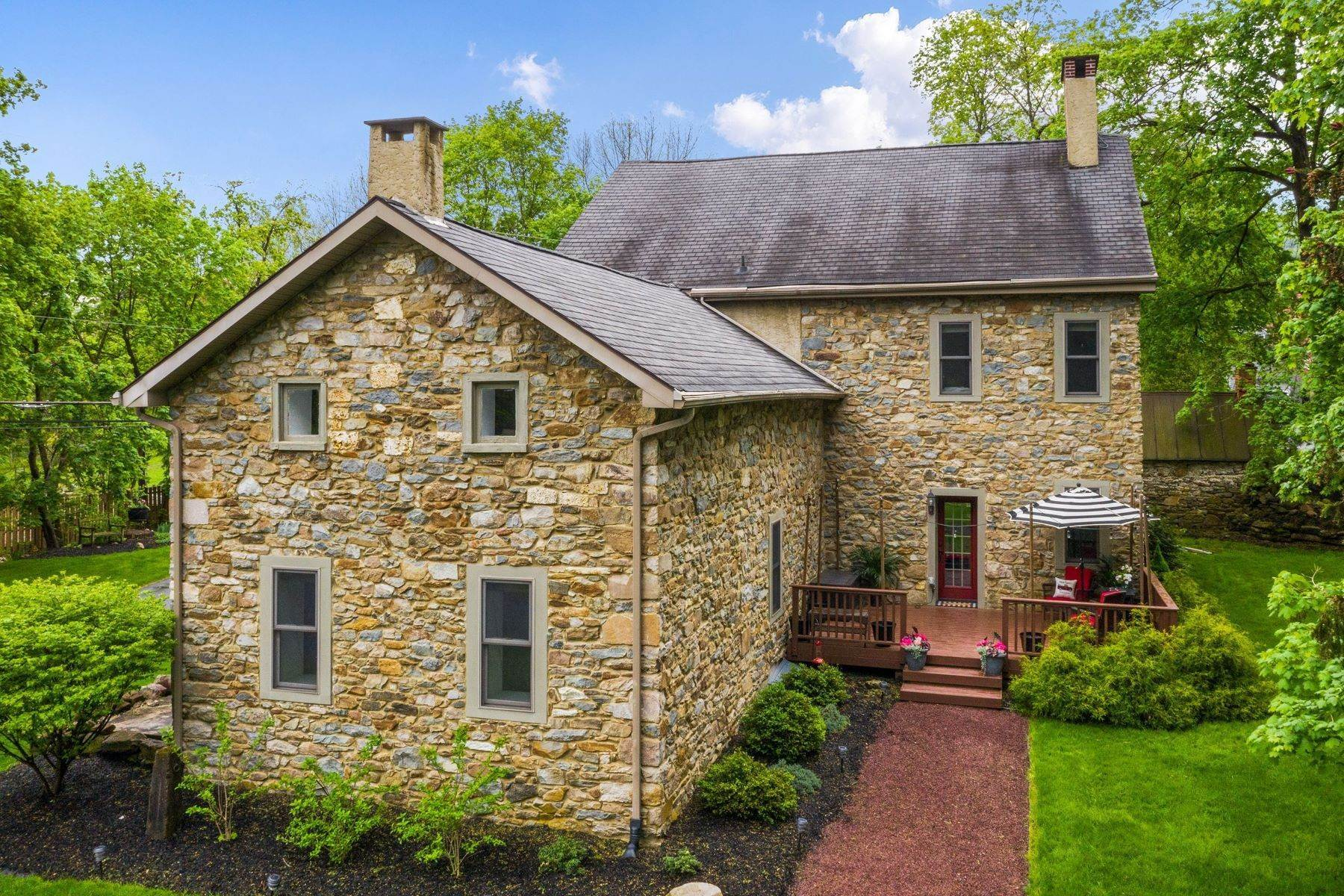 Single Family Homes for Sale at Kunsman Corner Grist Mill 3927 Lower Saucon Road Hellertown, Pennsylvania 18055 United States