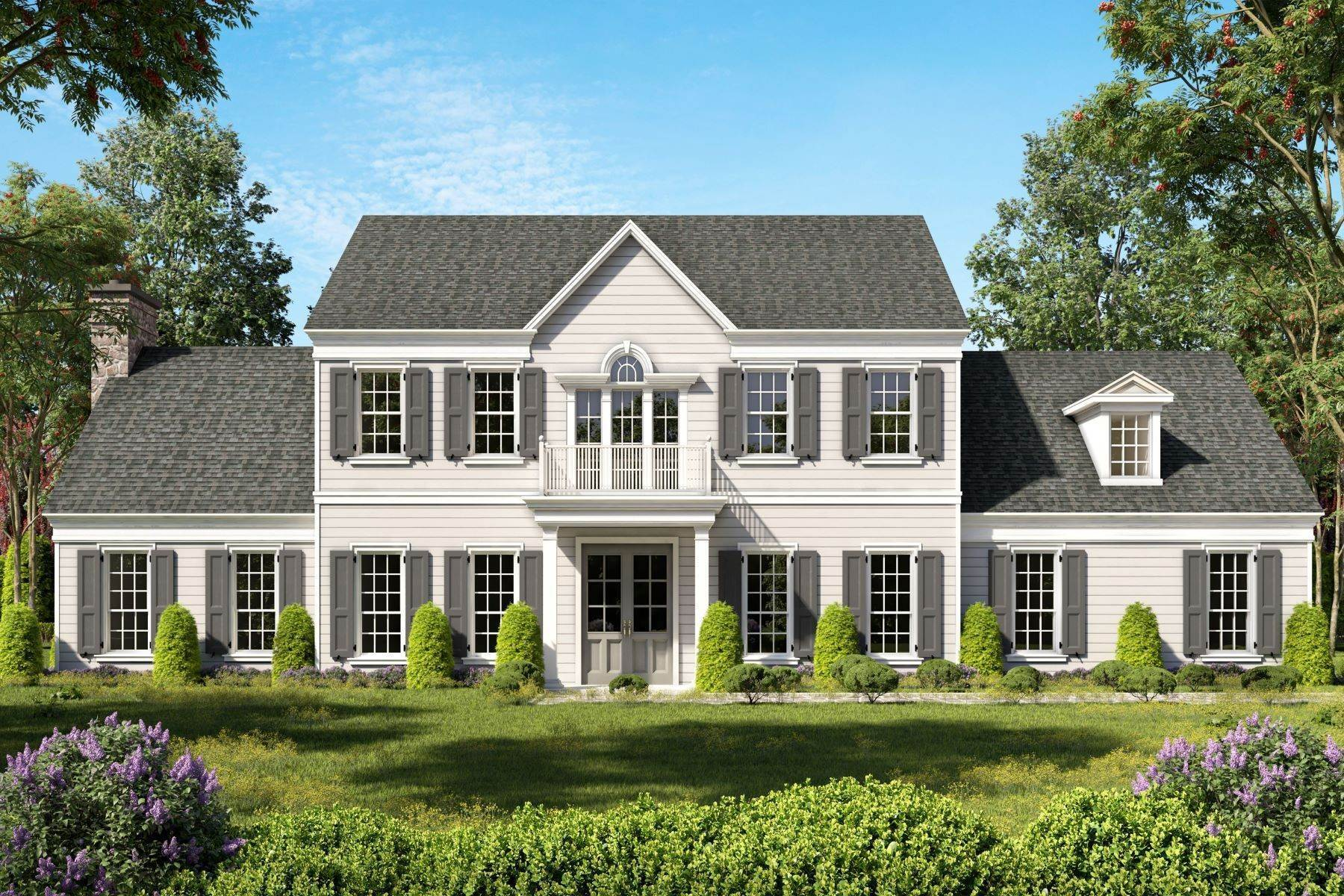 Single Family Homes for Sale at Pinnacle at Rolling Hills 14 SHULL FARM RD Erwinna, Pennsylvania 18920 United States