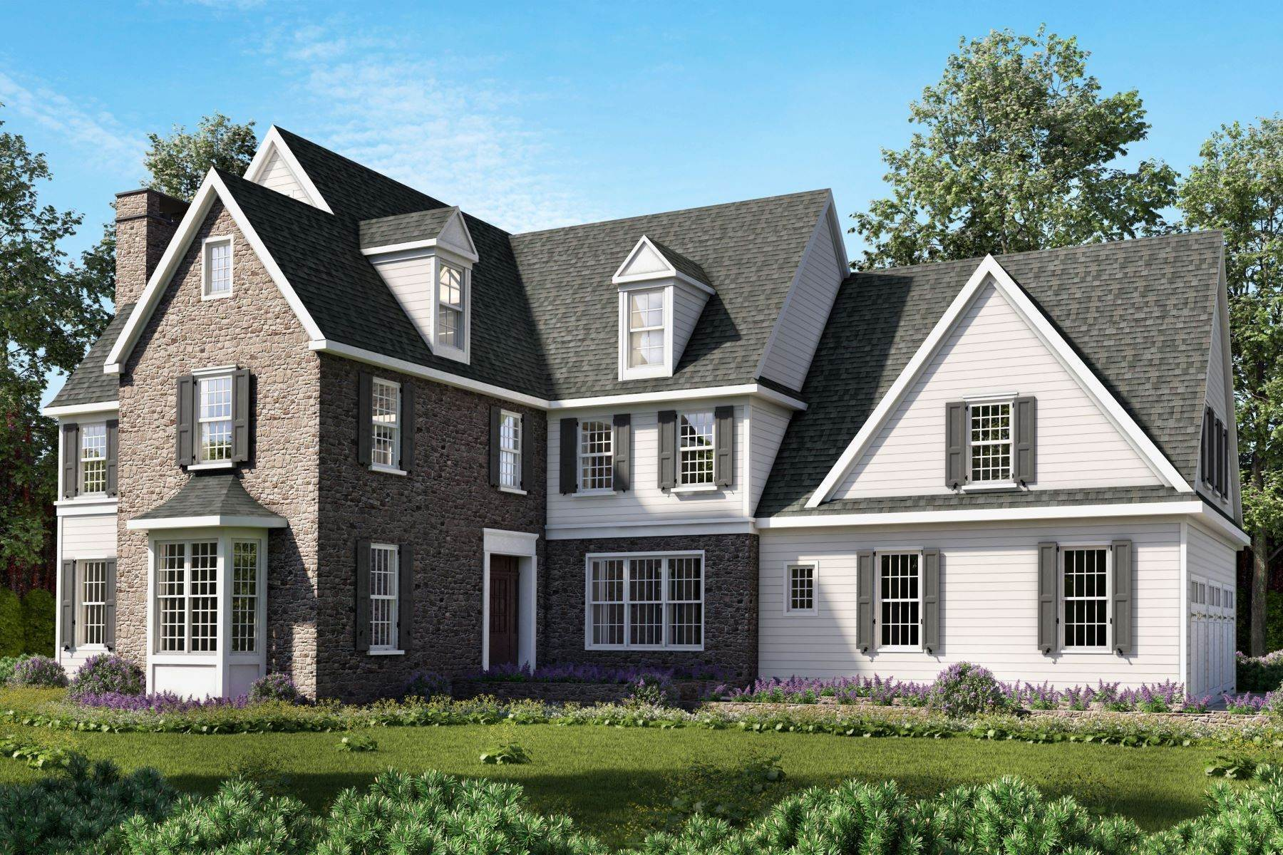7. Single Family Homes for Sale at Pinnacle at Rolling Hills 14 SHULL FARM RD Erwinna, Pennsylvania 18920 United States